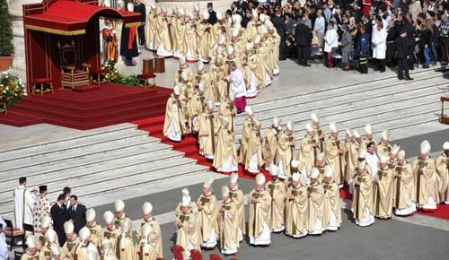 Thánh lễ khai mạc sứ vụ Phêrô của ĐTC