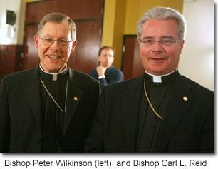 Canada: Hai giám mục Anh giáo gia nhập Công giáo