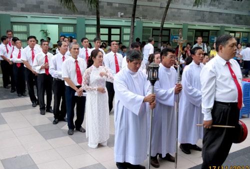 Video: Bổn mạng Hội đồng Mục vụ giáo xứ