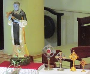 Tam nhật tĩnh tâm mừng kính Thánh Martinô